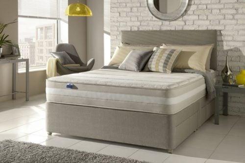 Best Rest 2 Drawer Divan Base Dublin Beds