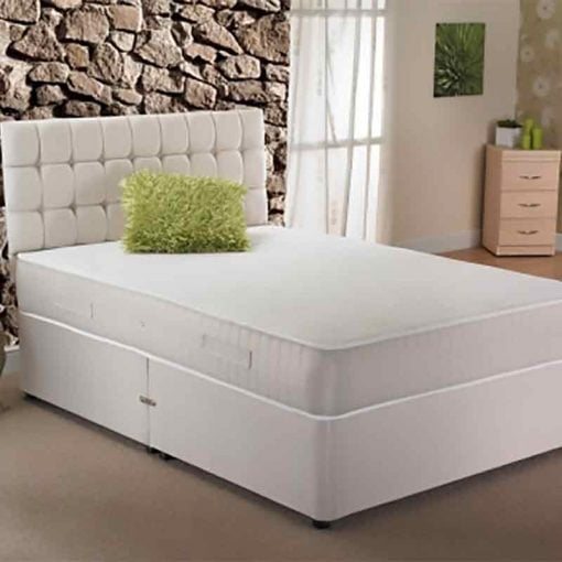 Best rest divan base dublin beds for Divan base no mattress