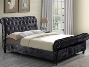 Birlea-Bordeaux-Black-Fabric-Bed-Frame-e1498665525801