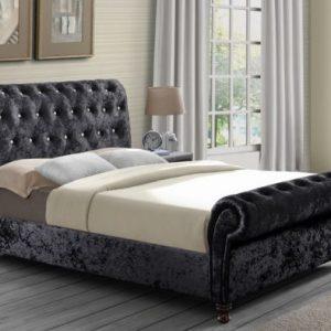 Birlea-Bordeaux-Black-Fabric-Bed-Frame-e1498665525801