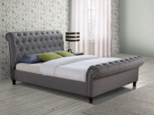 Birlea-Castello-Grey-Fabric-Bed-Frame-e1498663885791