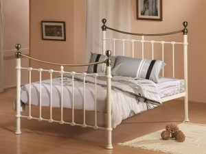 Cyprus-Ivory-Metal-Bed-Frame