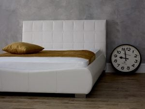 Dorado White Bed Frame
