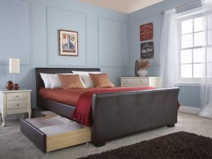 Idaho-Sleigh-Bed-Frame-with-Drawers