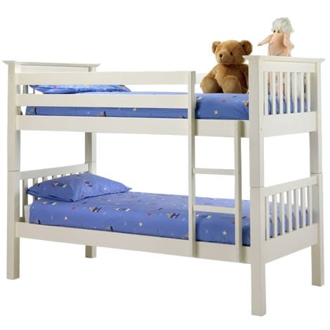 bros shop beds home bunk product white pickwick mills debonaire bed