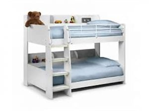 Julian-Bowen-Domino-White-Bunk-Bed