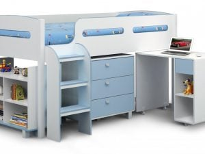 Julian-Bowen-Kimbo-Blue-Cabin-Bed