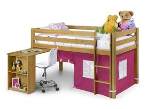 Julian Bowen Lincoln Bunk Bed Dublin Beds