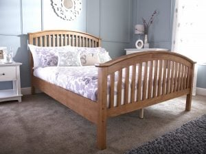 Kansas-Natural-Oak-Bed-Frame-2