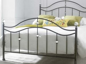 Limelight-Cygnus-Black-Bed-Frame