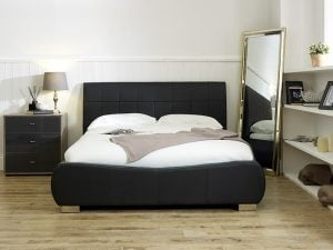 Limelight Dorado Black Bed Frame