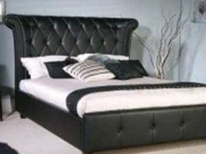 Limelight-Epsilon-Black-Faux-Bed-BigMickey.ie-Bedroom-Furniture-Ireland