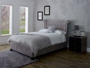 Limelight Epsilon Mink Bed Frame