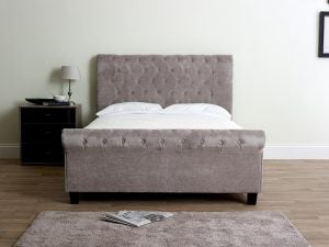 Limelight Orbit Mink Bed Frame
