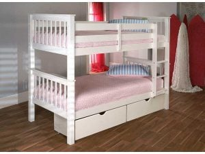 Limelight-Pavo-White-Wooden-Bunk-Bed