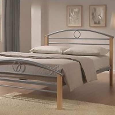 Limelight Pegasus Metal Bed Frame Dublin Beds