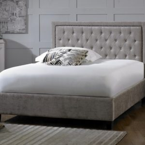 Limelight-Rhea-Mink-Fabric-Bed-Frame