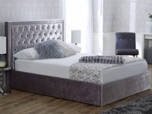 Limelight-Rhea-Storage-Ice-Crushed-Velvet-Bed-Frame-e1498657570928