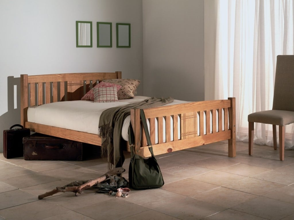 Limelight Sedna Double Bed Frame