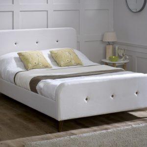 Limelight-Tucana-Ecru-Fabric-Bed-Frame