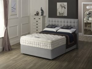 Silentnight-Grey-Non-Drawer-Divan-Base
