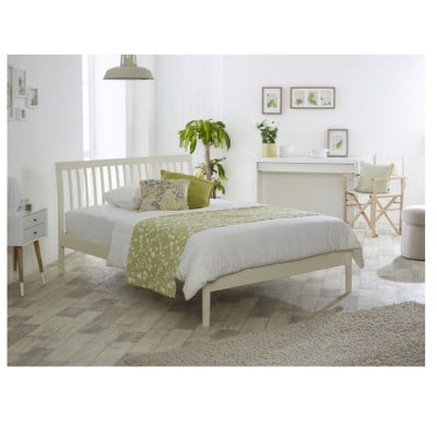 Limelight Ananke Buttermilk Bed Frame