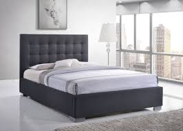 Benin Grey Bed Frame