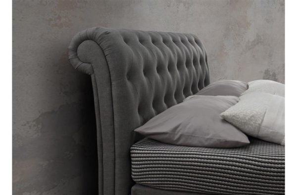 Birlea Castello Grey Headboard