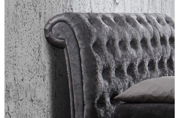 Birlea Castello Steel Headboard