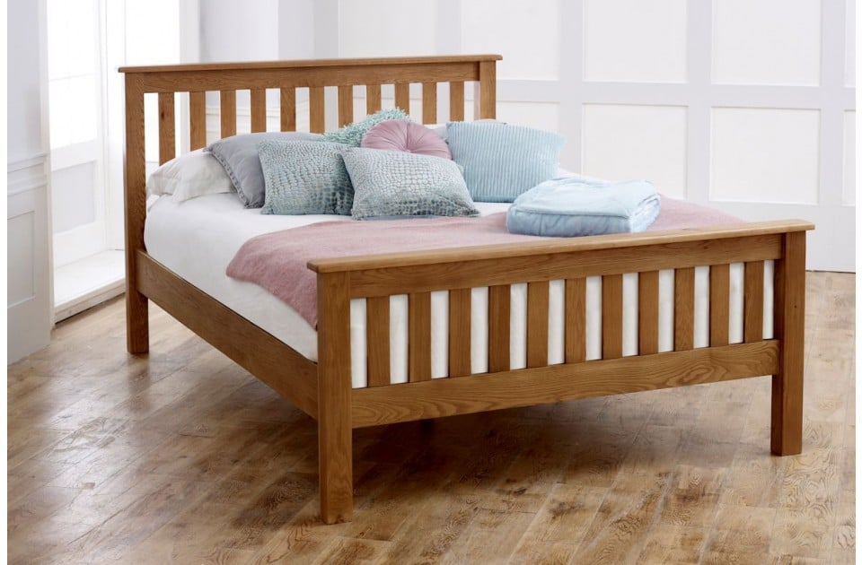 King Size Bed With No Bed Rail