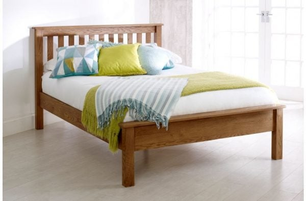 Birlea Malvern Low End Bed Frame