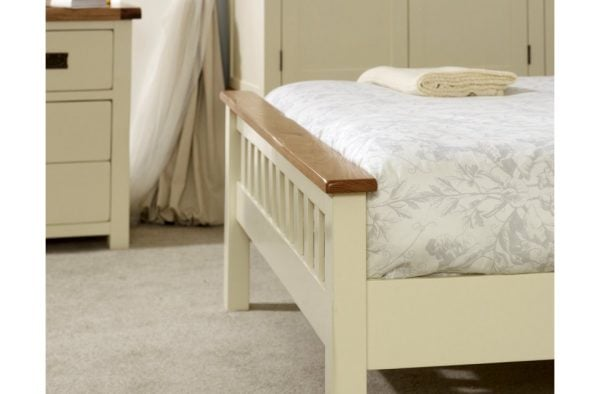 Birlea New Hampshire Cream Footboard