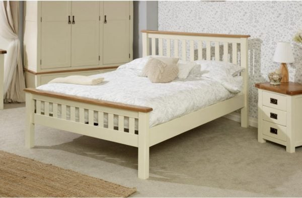 Birlea New Hampshire Cream High End Bed Frame