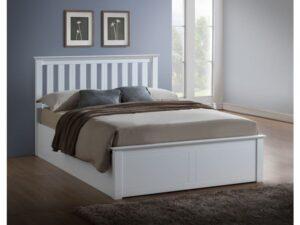 Birlea Phoenix White Ottoman Bed Frame
