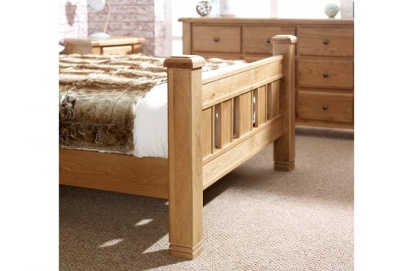 Birlea Woodstock Oak End Board