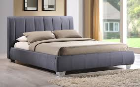 Congo Grey Bed Frame