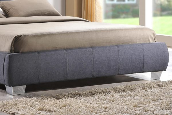 Congo Grey Footboard