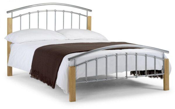 Julian Bowen Aztec Bed Frame