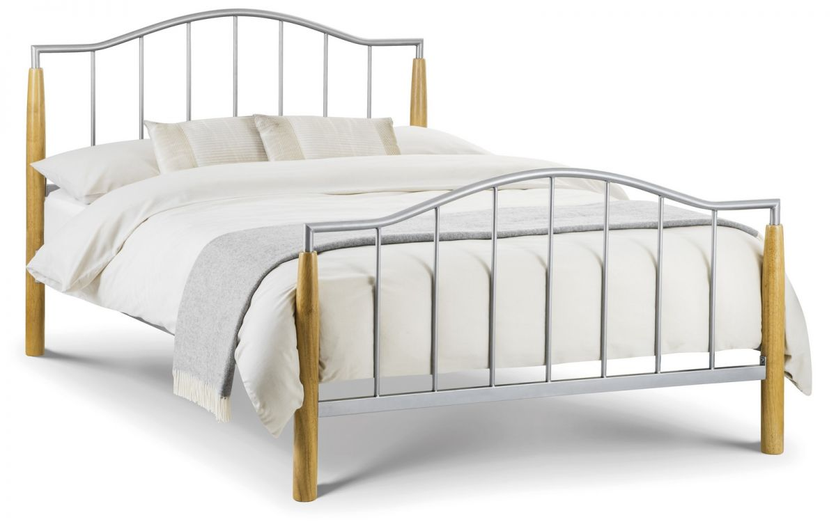 julian bowen carmel king bed frame dublin beds. Black Bedroom Furniture Sets. Home Design Ideas