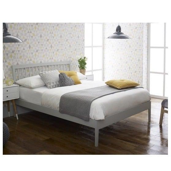 Limelight Ananke Grey Bed Frame