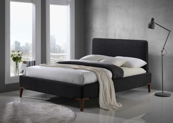 Mali Black Bed Frame