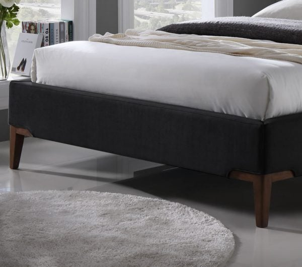Mali Black Footboard