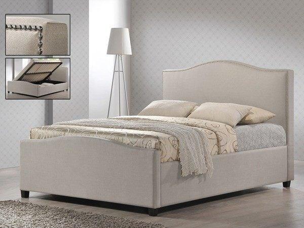 Morocco Sand Bed Frame