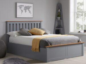 Phoenix Stone Grey Bedroom Set
