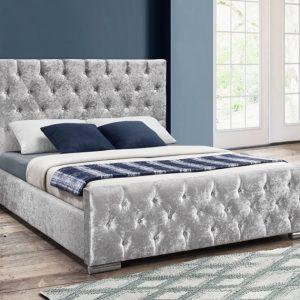 Birlea Finsbury Steel Bed Frame