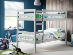Julian Bowen Camden Grey Bunk Bed