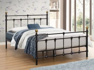 Birlea Atlas Black Bed Frame