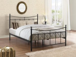 Birlea Emily Black Bed Frame