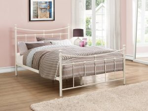 Birlea Emily Cream Bed Frame